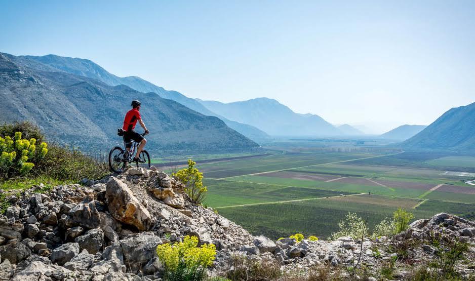 fotografija: Herzegovina bike